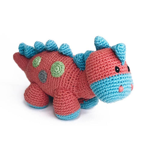 Dino rattle - 10 Year Anniversary Edition