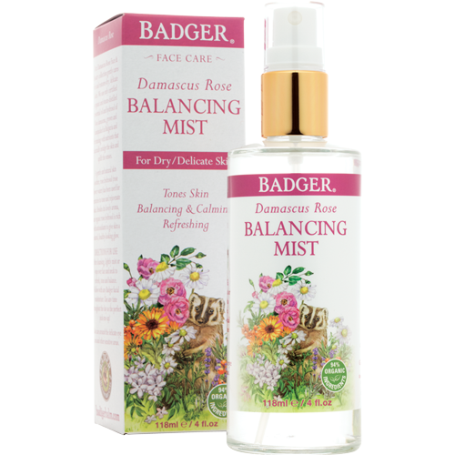 Damascus Rose Balancing Mist, 4oz