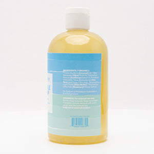 Liquid Castille Hand Soap - Unscented Aloe Baby Wash