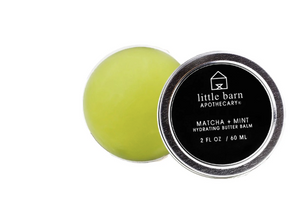 Matcha+Mint Hydrating Butter Balm