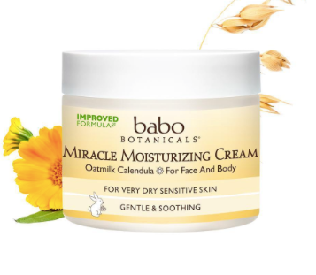 Miracle Moisturizing Face and Body Cream