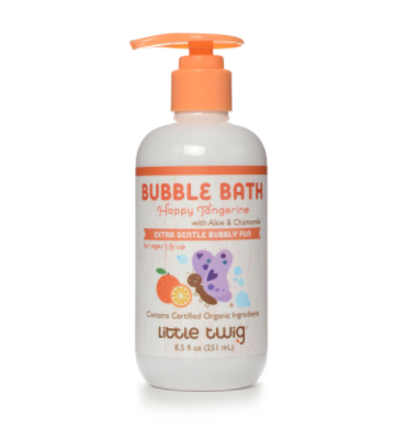 Bubble Bath- Tangerine