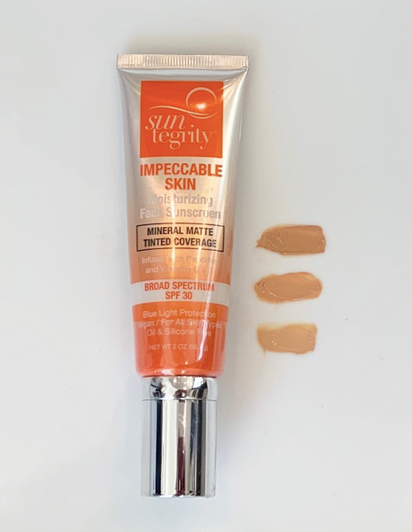 Suntegrity Tinted SPF- Impeccable Skin
