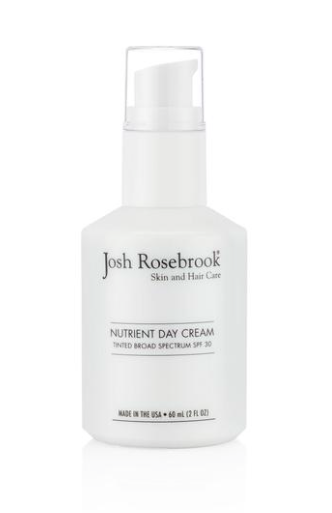 Tinted Nutrient Day Cream