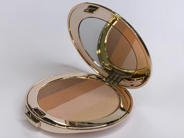 Blush & Bronzer (with compact)