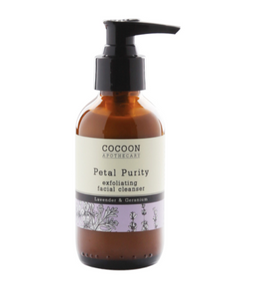 Petal Purity Exfoliating Facial Cleanser