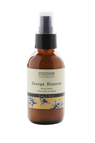 Orange Blossom Facial Cream