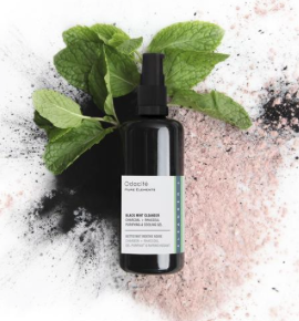 Black Mint Cleanser- Purifying and Cooling