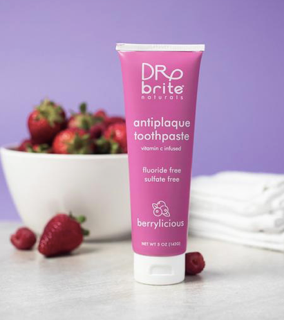 Antiplaque Toothpaste - Berry