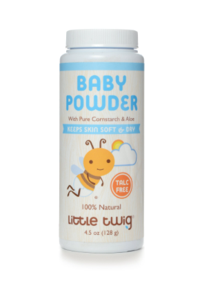 Baby Powder (100% Talc Free)