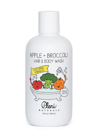 Apple & Broccoli Hair and Body Wash