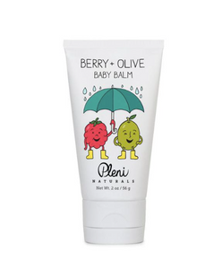 Berry + Olive Baby Balm