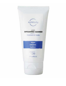 Go Jojo Exfoliating Facial Cleanser 2oz