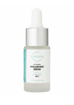 Full Infusion Hyaluronic Serum 0.5oz