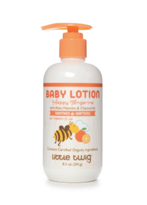 Happy Tangerine Baby Lotion