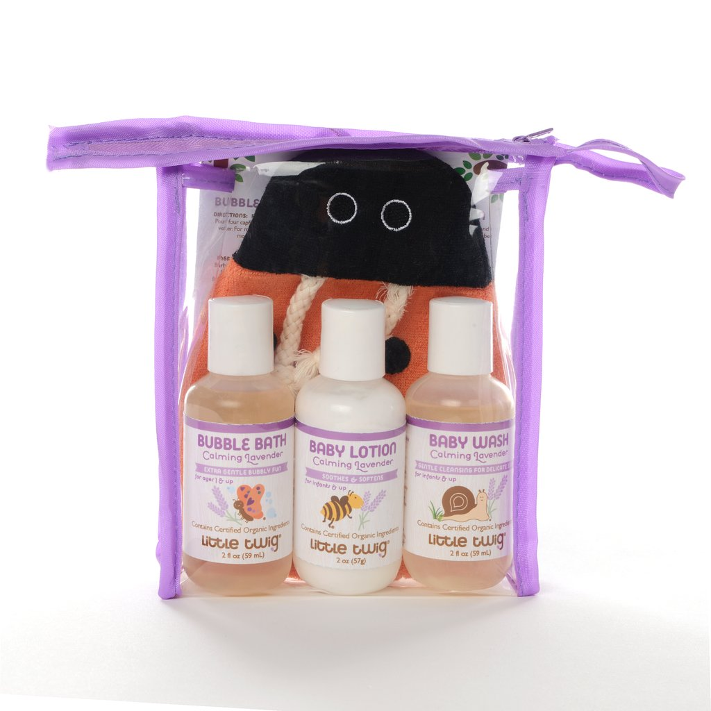 Calming Lavender Travel Set