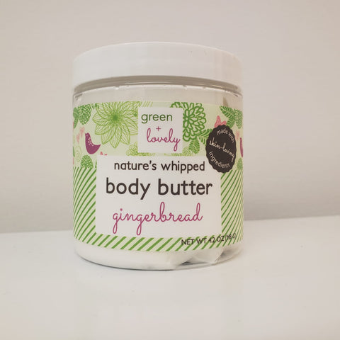 Nature's Whipped Body Butter