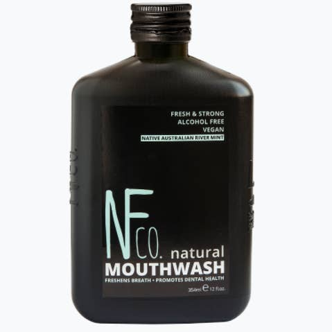NFco Natural Xylitol Mouthwash