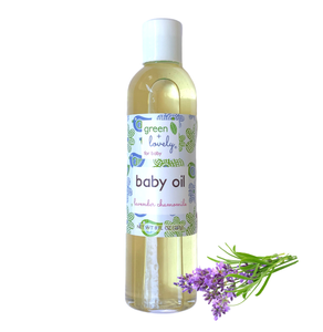 Baby Oil - Lavender Chamomile