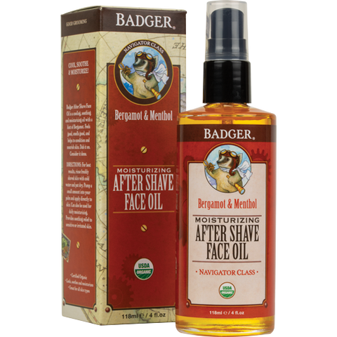 After-Shave Face Oil - 4oz