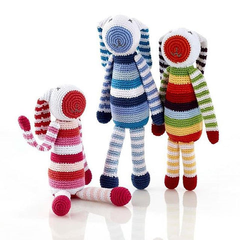 Big Stripey Bunny rattle