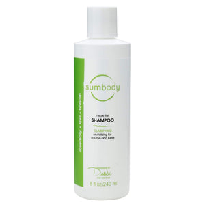 Super Natural Head First Clarifying Shampoo- 8oz.