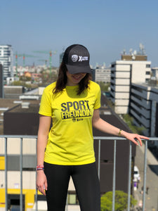 XLETIX T-Shirt - M-Finisher (SPORTFREUNDIN)
