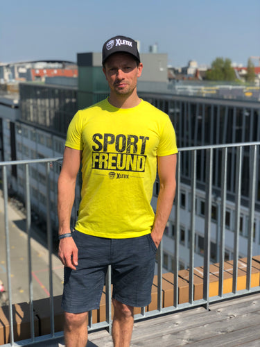 XLETIX T-Shirt - M-Finisher (SPORTFREUND)