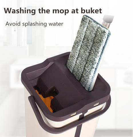 Floor maintenance tips and use of Self Cleaner Magic Mop