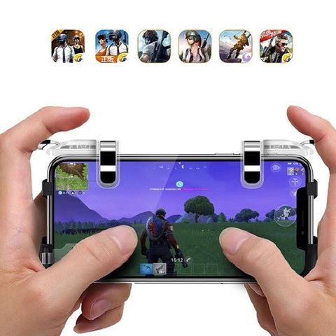 Mobile Gaming Trigger Control
