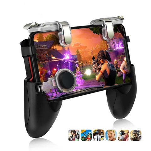Mobile Game Controller Trigger Button