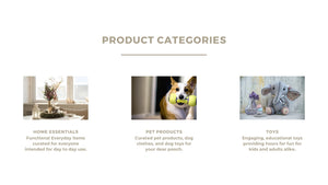 Collections - Lifestyle Products and  Everyday Essentials