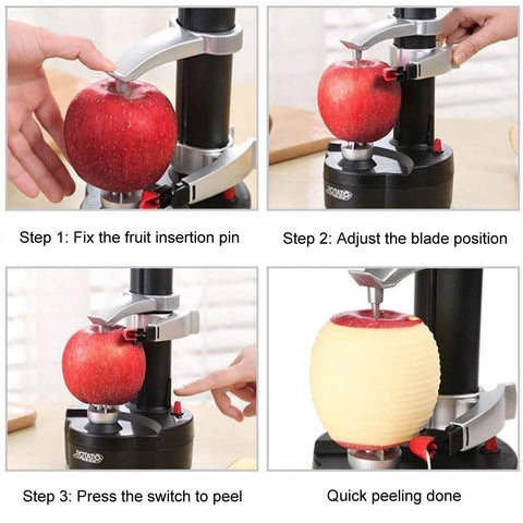 Electric Fruits and Vegetable Peeler