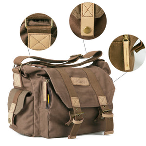 canvas camera case