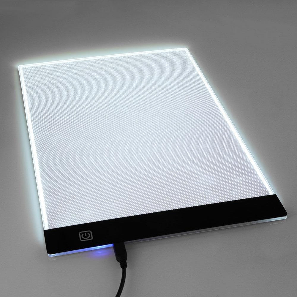 USB powered LED tracing pad