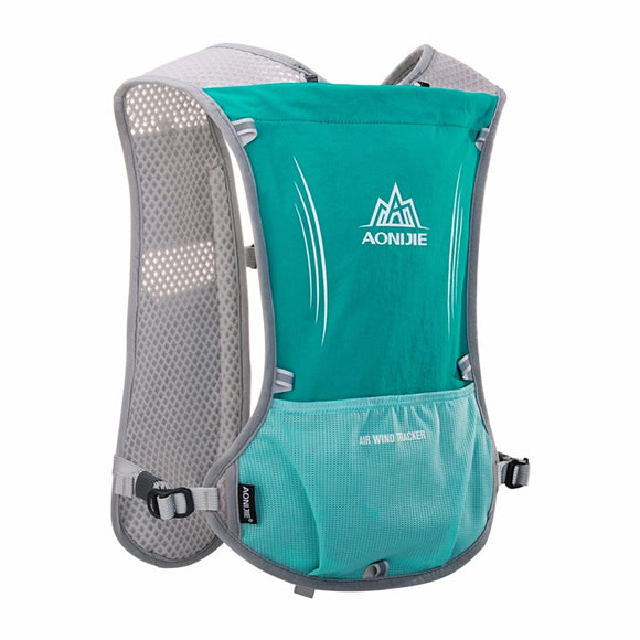 LuxeFrog - Women Men Unisex Lightweight Running Backpack Outdoor Sports Trail Racing Marathon Hiking Fitness Bag Hydration Vest Pack