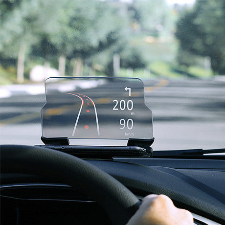aftermarket heads up display