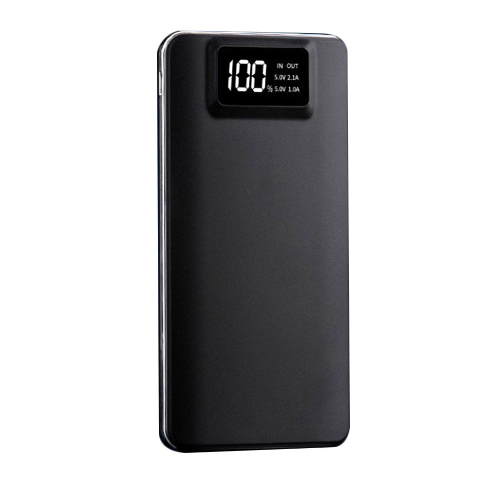 LuxeFrog - High Capacity 20000 mAh Power Bank with LCD Display