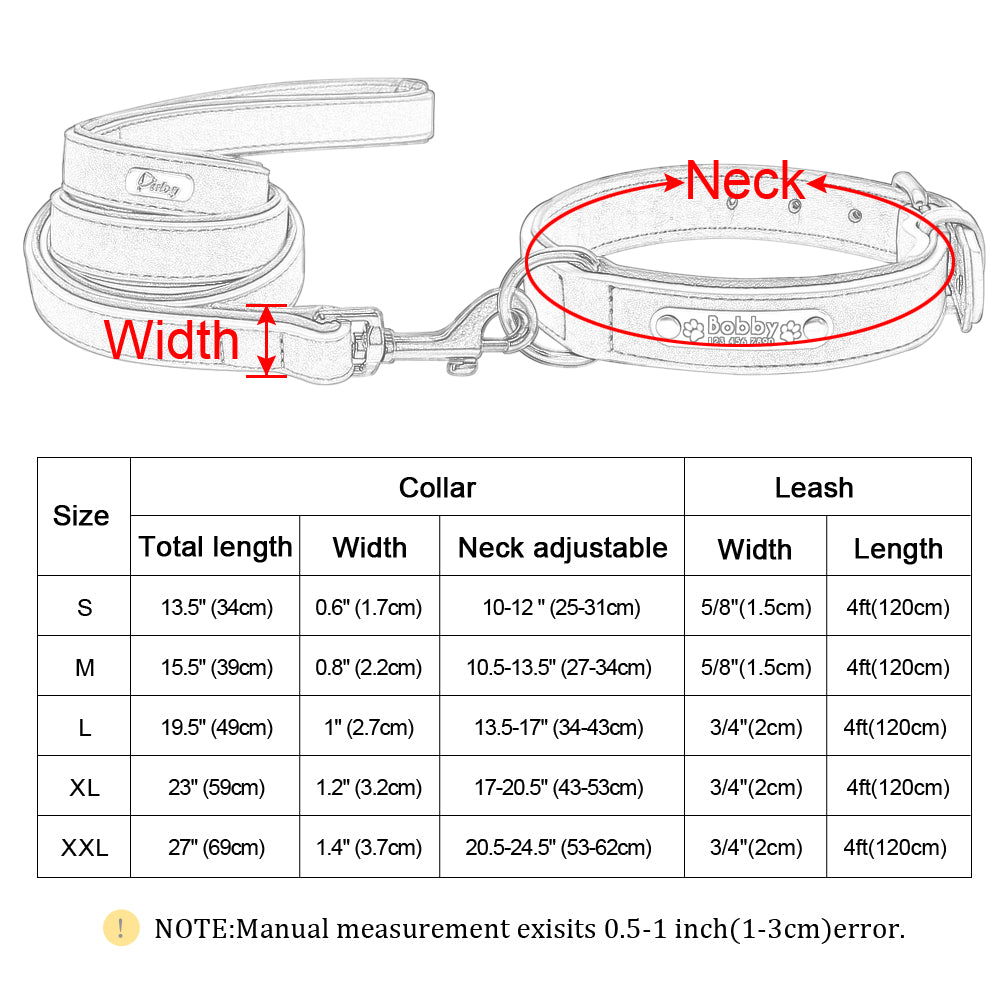 how to measure dog collar size