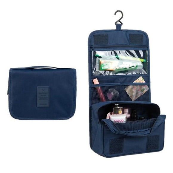 LuxeFrog - Toiletry Cube Organizer and Travel Kit Bag