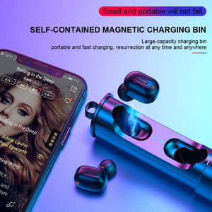 Hi-D Bluetooth True Wireless Earphones With Mic