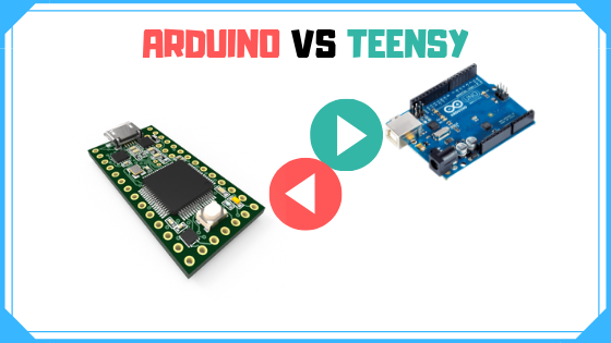 Arduino vs Teensy