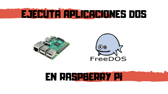 FreeDOS en Raspberry Pi