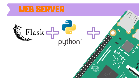 Web server con Flask y Raspberry Pi