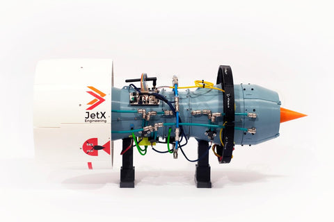 Motor reaccion Jet-X