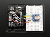 Adafruit Bluetooth Low Energy (BLE) conectado a placa de pruebas