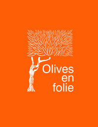 Olives en folie