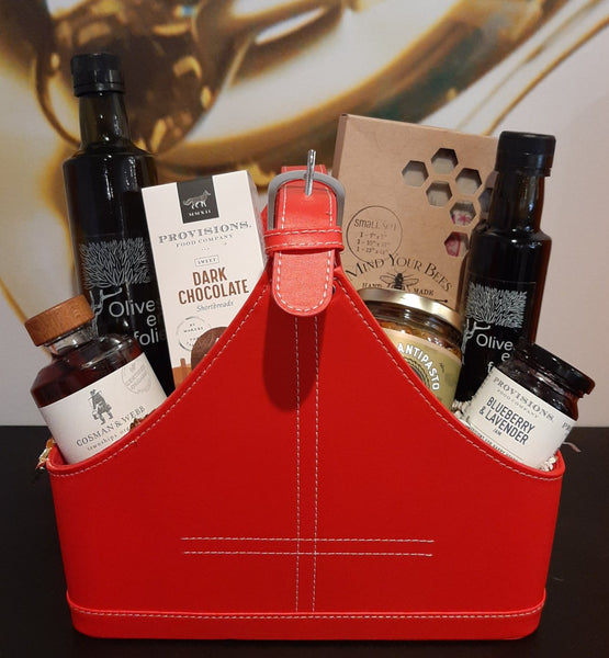 Customized Gourmet Gift Baskets