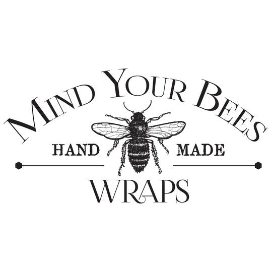 Mind Your Bees Bread Wrap