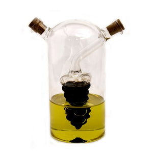 Re-Stocked ! Elegant Olive Oil and Vinegar Cruet